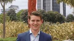 William Wood, National election candidate for Palmerston North. (Photo /