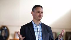 Greens co-leader James Shaw. (Photo / File)