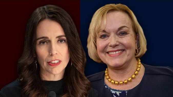 Jacinda Ardern and Judith Collins' recent performances are critiqued by voters in tonight's TVNZ poll. (Photos / Supplied)