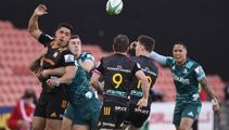 Super Rugby: Lienert-Brown and Chiefs looking for first win