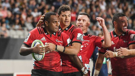 Nigel Yalden previews Crusaders vs Chiefs match