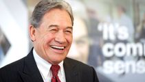 Winston Peters: 'We are coming back - because we can'