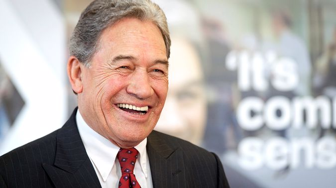 NZ First leader Winston Peters (Photo / Supplied)