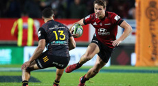 Crusaders close in on Super Rugby title after controversial win over Chiefs