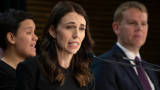 Jacinda Ardern defends border charges for New Zealanders