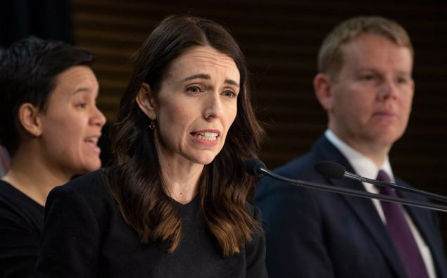 Prime Minister Jacinda Ardern. (Photo / NZ Herald)