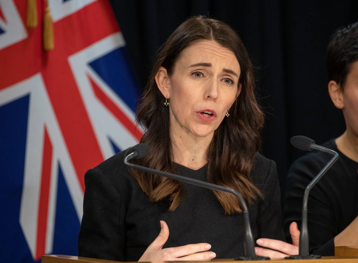 Damn: Jacinda Ardern Is Hitting Pause On The NZ Travel Bubble