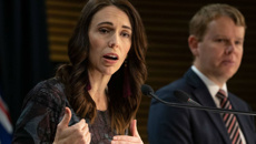 PM Jacinda Ardern unveils plan for Covid-19 response during election