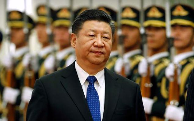 Chinese President Xi Jinping. Photo / AP