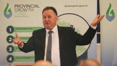 John Ryan and Shane Jones on Auditor-General report into PGF