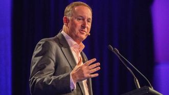 Sir John Key warns: 'We have a financial crisis coming'