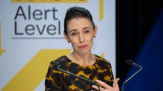 Jacinda Ardern denies she plans to 'sleepwalk' to election victory