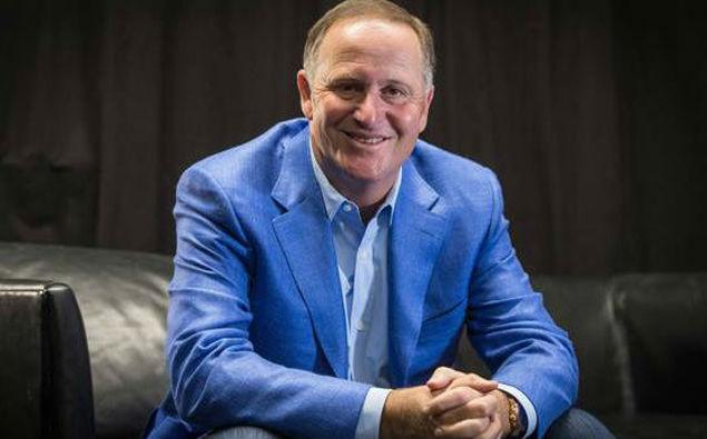 Sir John Key. (Photo / NZ Herald)