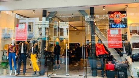 Wellington leather shop Huruhuru mocked for using te reo word for pubic hair