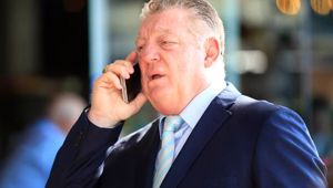 Former Penrith Panthers general manager of football Phil Gould. (Photo / Getty)
