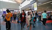 Face masks could become the new normal if New Zealand gets another Covid-19 outbreak. Photo / Alex Burton