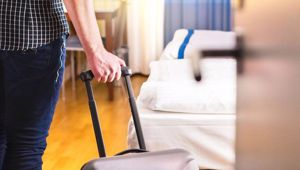 Accommodation spending recovered in July, but was overall 10.9 per cent below July 2019. Photo / 123RF