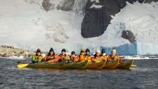 Christchurch woman on her amazing Antarctic adventure