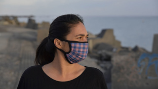 NZ designer face masks in high demand