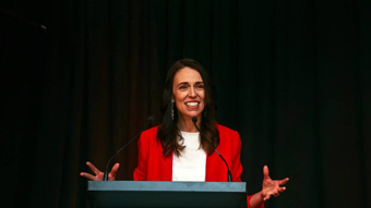 A 'Covid' election - PM reveals $300m jobs fund at Labour campaign launch