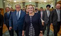 National leader Judith Collins unveils list rankings