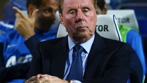 Harry Redknapp/Photosport