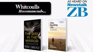 Whitcoulls Recommends: The Girl in the Mirror and This Farming Life
