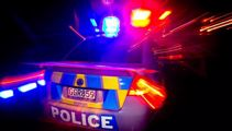 Christchurch woman steals and crashes police car