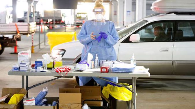 Victoria increases Covid-19 testing. Photo / Getty Images
