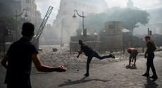 Lebanon protesters storm ministries as violent protests grip Beirut