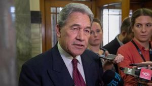 NZ First leader Winston Peters. (Photo / File)