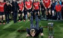 The reason Scott Robertson didn't breakdance after Crusaders victory
