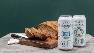 Citizen partners with Sawmill Brewery and Wild Wheat to make its beer and bread. (Photo / Supplied)