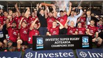 Martin Devlin: We don't need a final to know Crusaders are the best