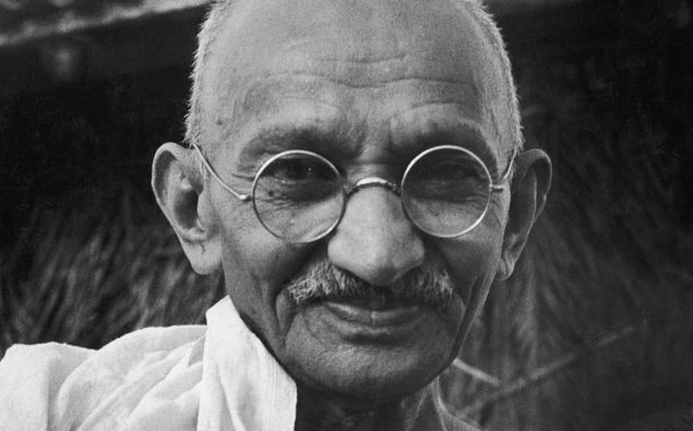 The auctioneer told CNN that the auction house had assessed the glasses' timeline, and believe they could have belonged to Gandhi. (Photo / Getty)