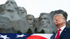 Stuart Simpson: Could more faces be added to Mt Rushmore?