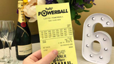 Lotto Powerball $43 million draw: Winners face 'a real burden' says a banker who has helped them