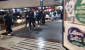 Countdown New Lynn was forced to shut early Tuesday evening after it was overrun by shoppers. Photo / Zoe Holland