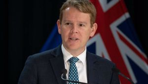 Chris Hipkins. (Photo / File)