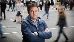 Shaun Hendy. (Photo / NZ Herald)
