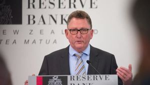 Reserve Bank Governor Adrian Orr. Photo / Mark Mitchell