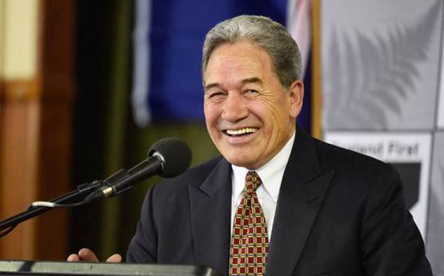 Winston Peters: National 'undermining democracy' with latest Covid claims