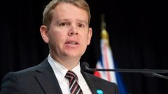 Health Minister Chris Hipkins. Photo / Mark Mitchell