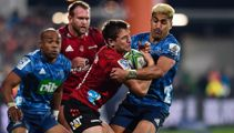 Blues v Crusaders match cancelled, Highlanders v Hurricanes to go ahead