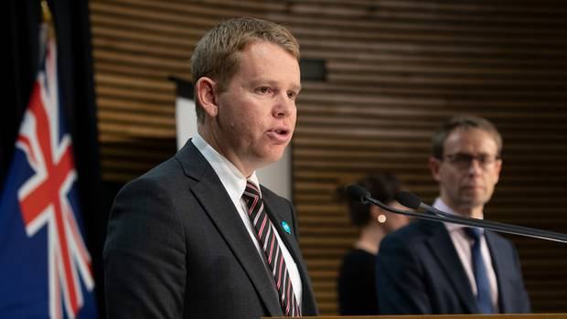 Hipkins hits out at 'deliberate' Covid-19 misinformation