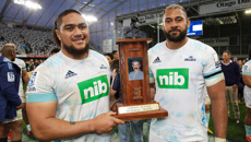 Patrick Tuipulotu: I wanted to pay homage to the Islands with my post-match greeting
