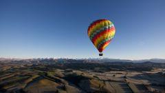 Mike Yardley: Sky-high in Mid-Canterbury