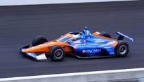 Scott Dixon aiming for second Indy500 crown