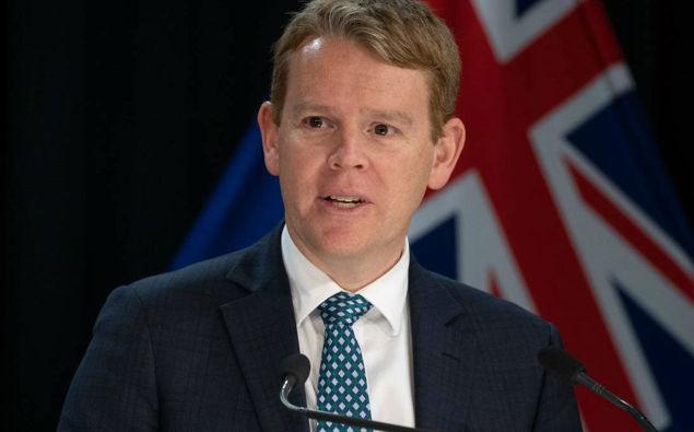 Chris Hipkins. (Photo / NZ Herald)
