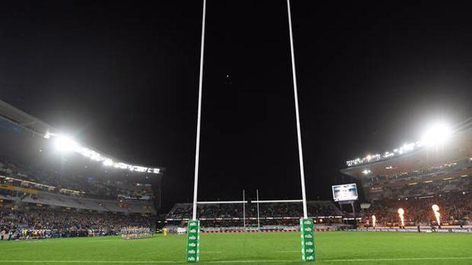 The North v South match could go ahead without fans. (Photo / Photosport)